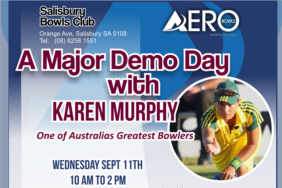 Demo Day with Karen Murphy