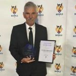Bowls SA Volunteer of the year